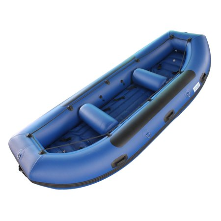 BRIS 13ft Inflatable Raft White Water River Raft Inflatable Boat River Lake