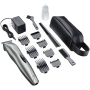 Andis Men's VersaTrim, Cord/Cordless Personal Trimmer Kit, 14 Pieces