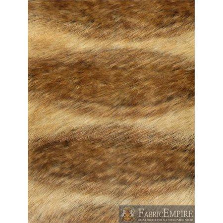 Fox Fur - Faux Fur Fabric Long Pile CANADIAN FOX/ 60