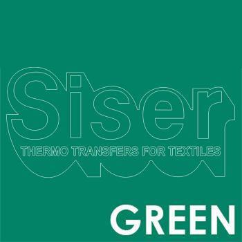 Siser Easyweed Green Iron Heat Transfer Vinyl Roll HTV (Choose Your Size)