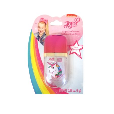 (2 Pack) Jojo Siwa Holo Unicorn Flat Lip Gloss