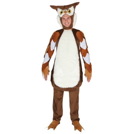 Owl Costumes For Adults (Adult Owl Costume)