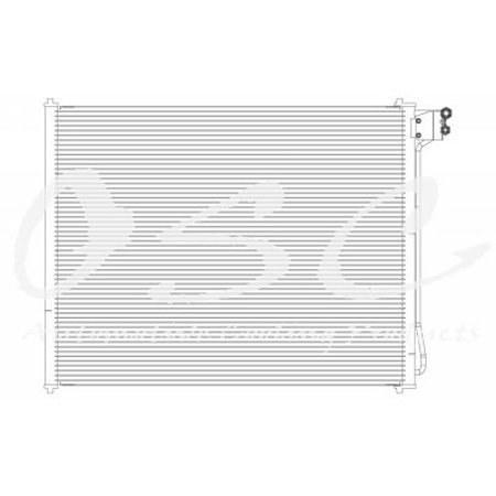 Omc Cooling - OSC Cooling Products 4768 New Condenser