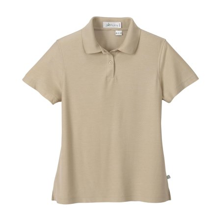 Il Migliore 75057 Ladies' Bamboo Rayon Recycled Polyester Jacquard Polo Shirt