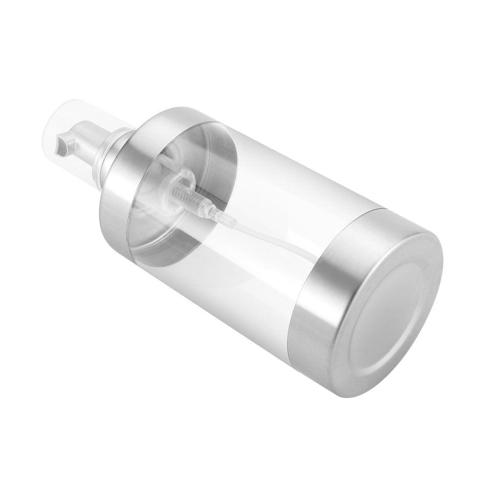 SH151 Stainless Steel Countertop Foaming Soap Dispenser Pump Head Bottle