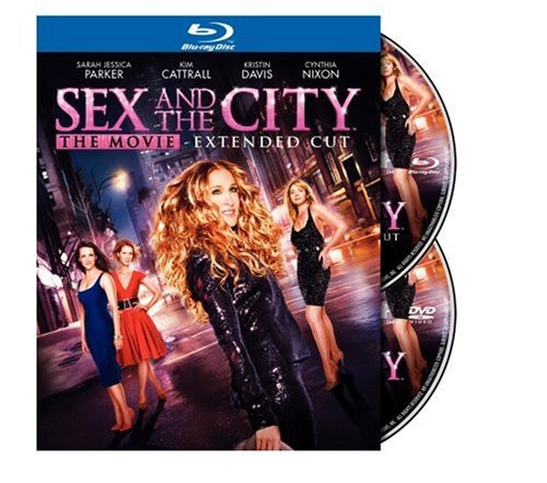 Sex and the City (Blu-ray + Digital Copy)
