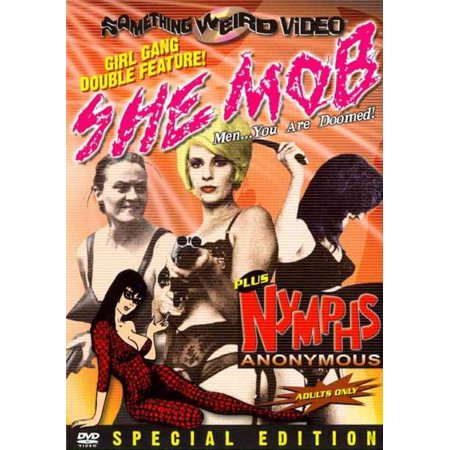 She Mob / Nymphs Anonymous (DVD)
