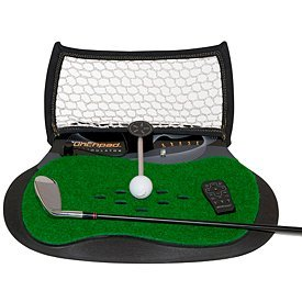 Click here to buy GolfPro Launchpad Home Golf Simulator for PC by ELECTRIC-SPIN.