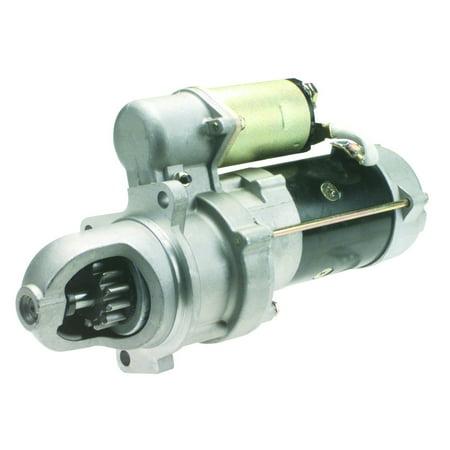 NEW Starter Fits 28Mt Perkins Marine Engine 4-108 / 4-154 2-YEAR WARRANTY