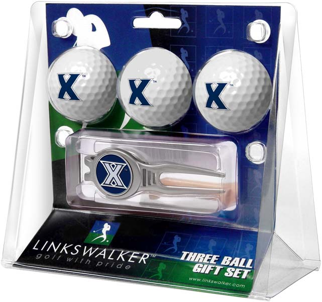 Xavier 3 Ball Gift Pack With Kool Tool