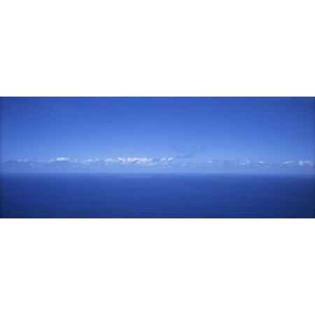 Portugal Face (Panoramic view of the seascape Boaventura Sao Vicente Madeira Portugal Canvas Art - Panoramic Images (15 x 6))