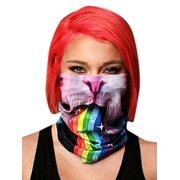 Motorcycle Balaclava Bandana Funny Neck Warmer Tube Scarf Snood Hood Face Cover