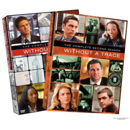 Without A Trace: The Complete Seasons 1 And 2