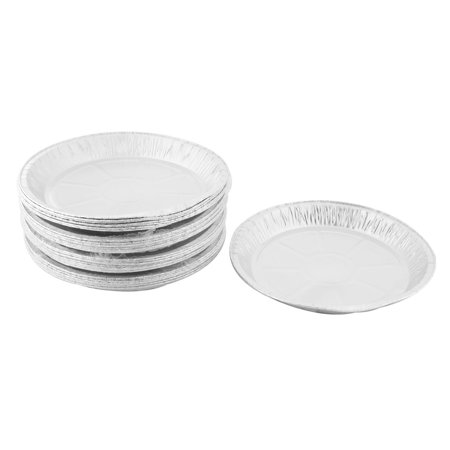 Home Cookware Aluminum Foil Round Shaped Disposable Homemade Pie Plate 32