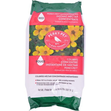 Perky Pet 2 lb. Red Original Instant Nectar