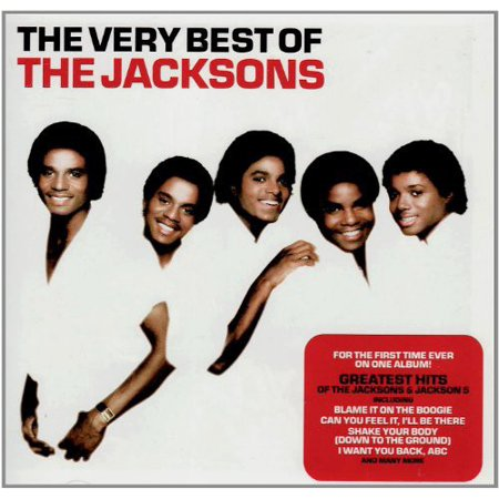 Very Best of the Jacksons (CD)