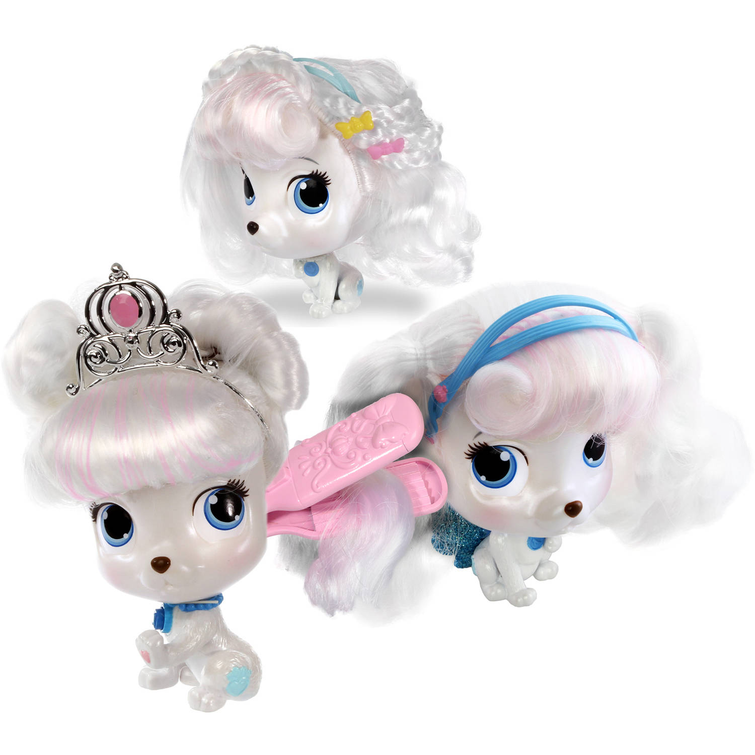 Disney Princess Palace Pets Pawfection Styling Head Cinderella's Puppy, Pumpkin by