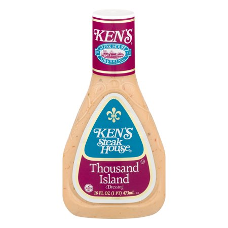 Kens Steak House Dressing Thousand Island  16 0 Fl Oz