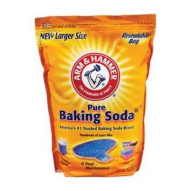 Arm and Hammer CD-01192-1 Baking Soda 13. 5 lbs.  Bag