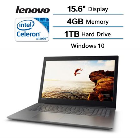 2018 Lenovo Flagship High Performance IdeaPad 320 15 6 inches Laptop  (1366x768) with 3x Faster WiFi, Intel Celeron Dual Core N3350 Processor  2 40GHz,