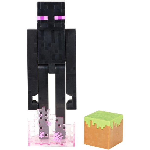 Amazon.com: Minecraft 3.25-in Comic Maker Steve Figure ... | 612x612
