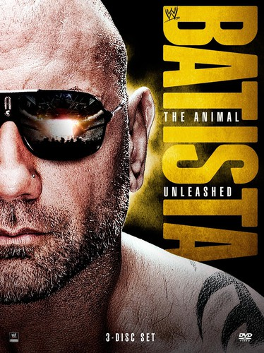 Click here to buy WWE: Batista the Animal Unleashed.