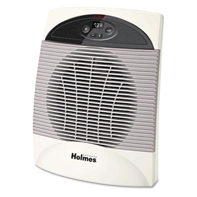 Holmes Products HEH8031NUM Energy Saving Heater Fan, 1500 W, White