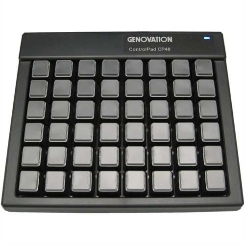 Genovation ControlPad CP48 USB HID CP48-USBHID by Genovation