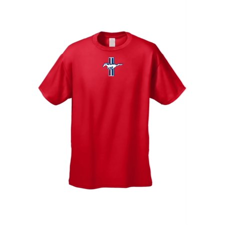 - Men's/Unisex T Shirt Ford Mustang The Legend Lives Short Sleeve Tee