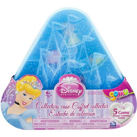 Disney Princess Erasers (Disney Princess Castle Gomu Erasers with Collector)