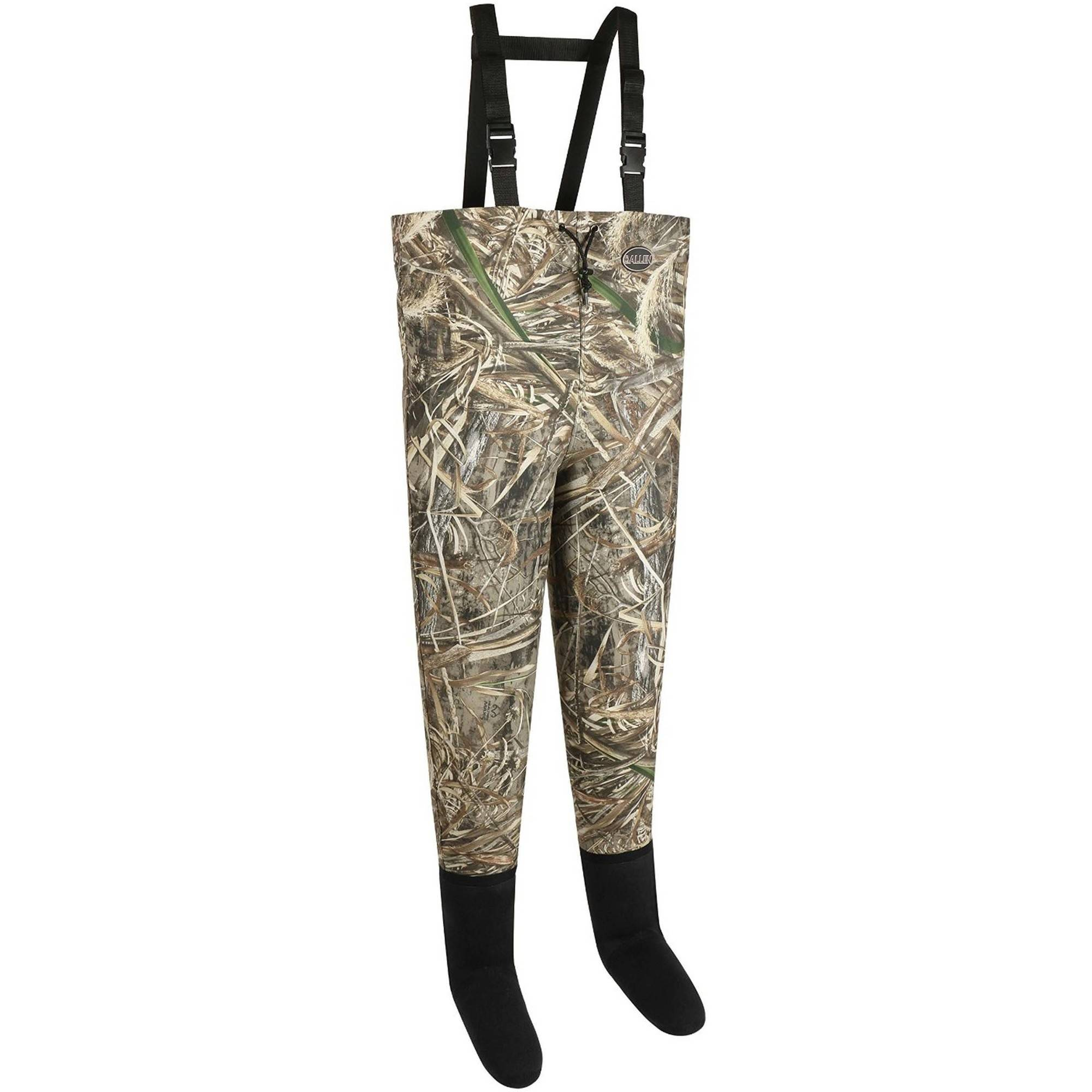 Allen Cases Vega 2-Ply Stocking Foot Camo Wader by Allen Cases