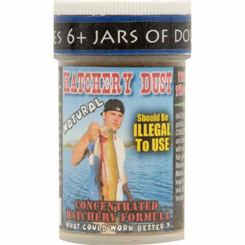 lip ripperz hatchery dust, 1 oz - walmart, Fly Fishing Bait