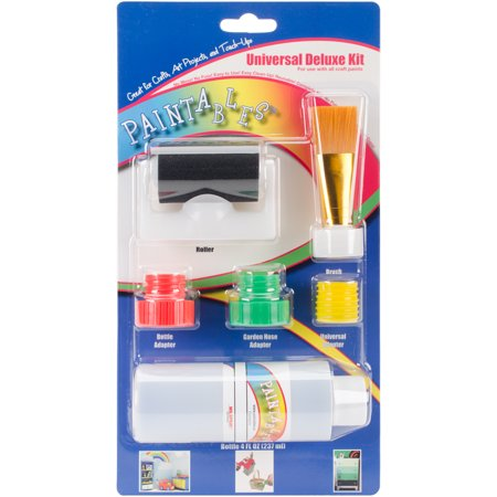 Paintables (Tm) Universal Deluxe Kit- (Paintable Housing)