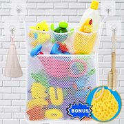 Fashion New Baby Toy Mesh Storage Bag HOTSALES Bath Bathtub Doll Organize