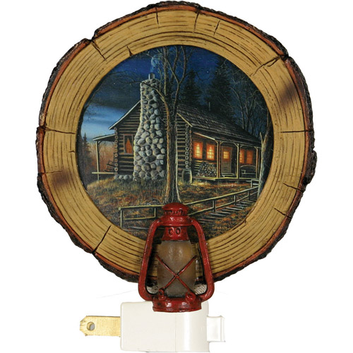 Rivers Edge Products Cabin Night Light
