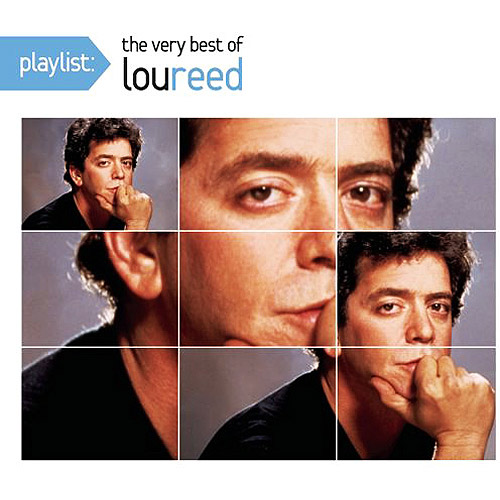 PLAYLIST: THE VERY BEST OF LOU REED [886972501826]