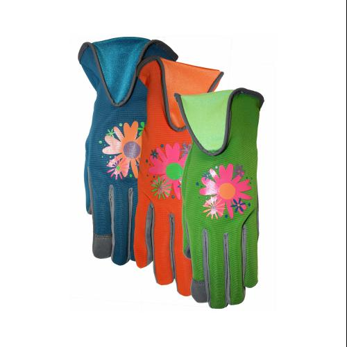 MIDWEST QUALITY GLOVES Ladies Synthetic Palm Glove- Small 1 Pair only