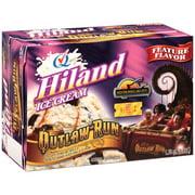 Hiland Outlaw Run Ice Cream, 1.75 qt