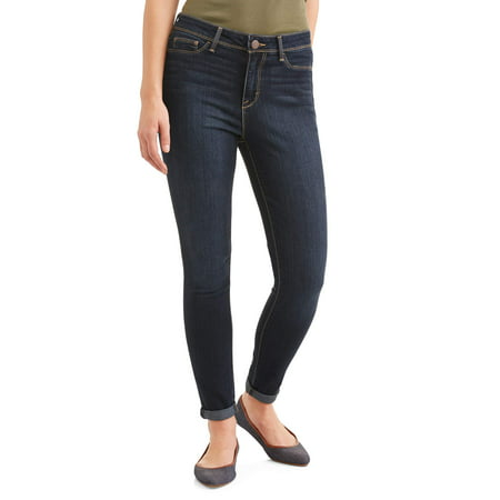 Women's High Rise Super Skinny Ankle Jean