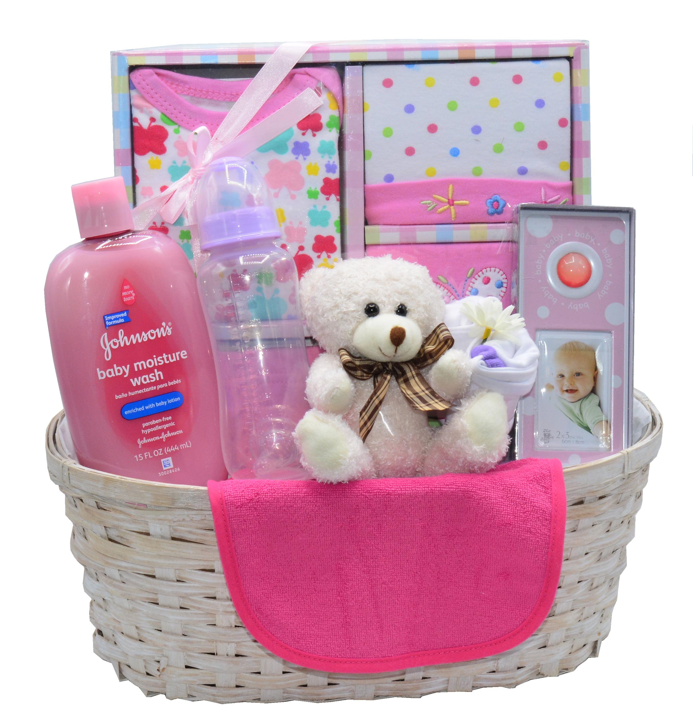 Newborn Baby Girl Gift Set