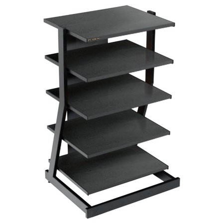 Plateau Black Oak Z-Audio Rack