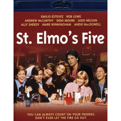 St. Elmo's Fire (Blu-ray) (Widescreen)