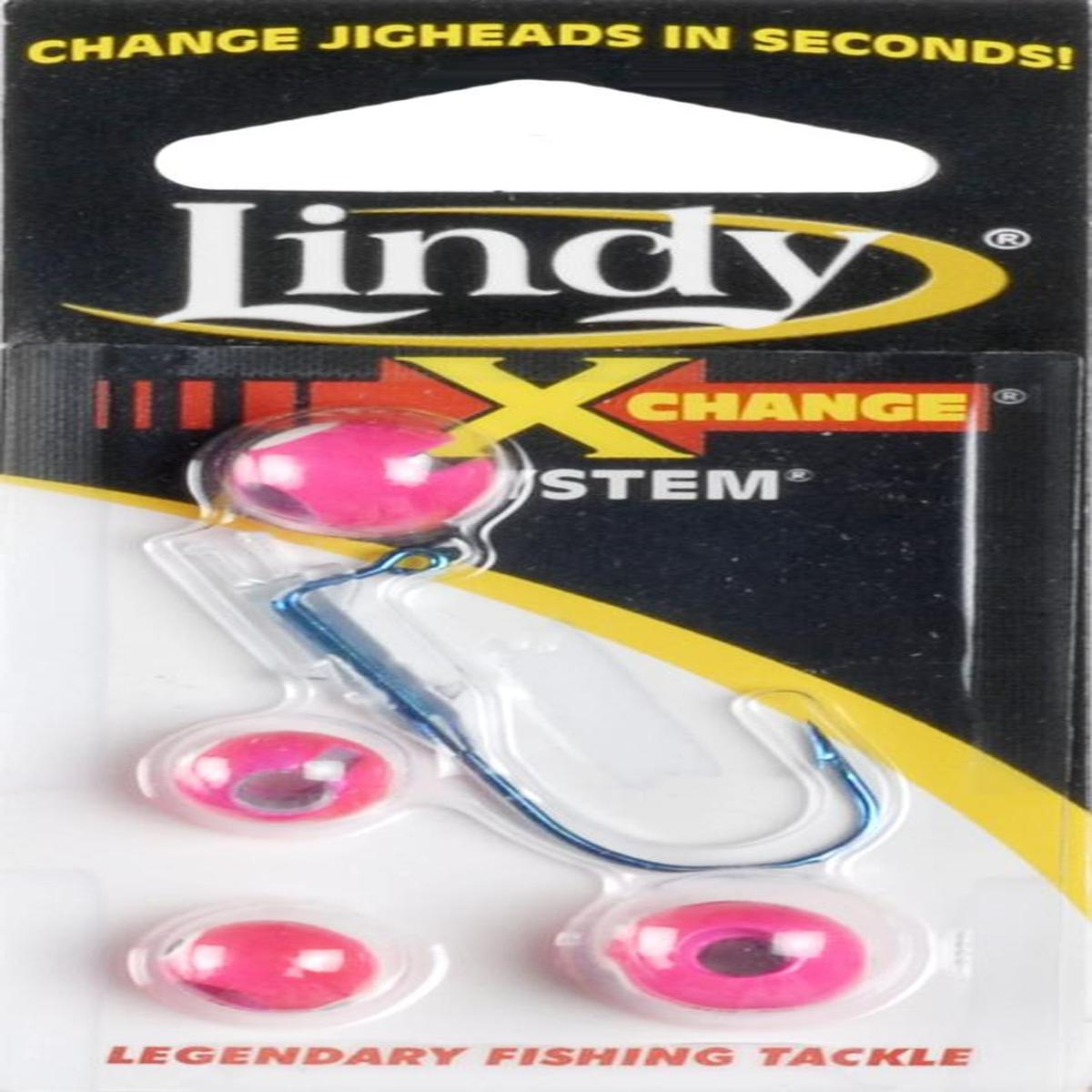Lindy 1/8 1/4 Xchange Pack Ht Pnk - MX807