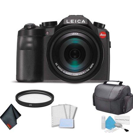 Leica V-Lux (Typ 114) 20 Megapixel Digital Camera +3-Inch LCD (18194) Bundle