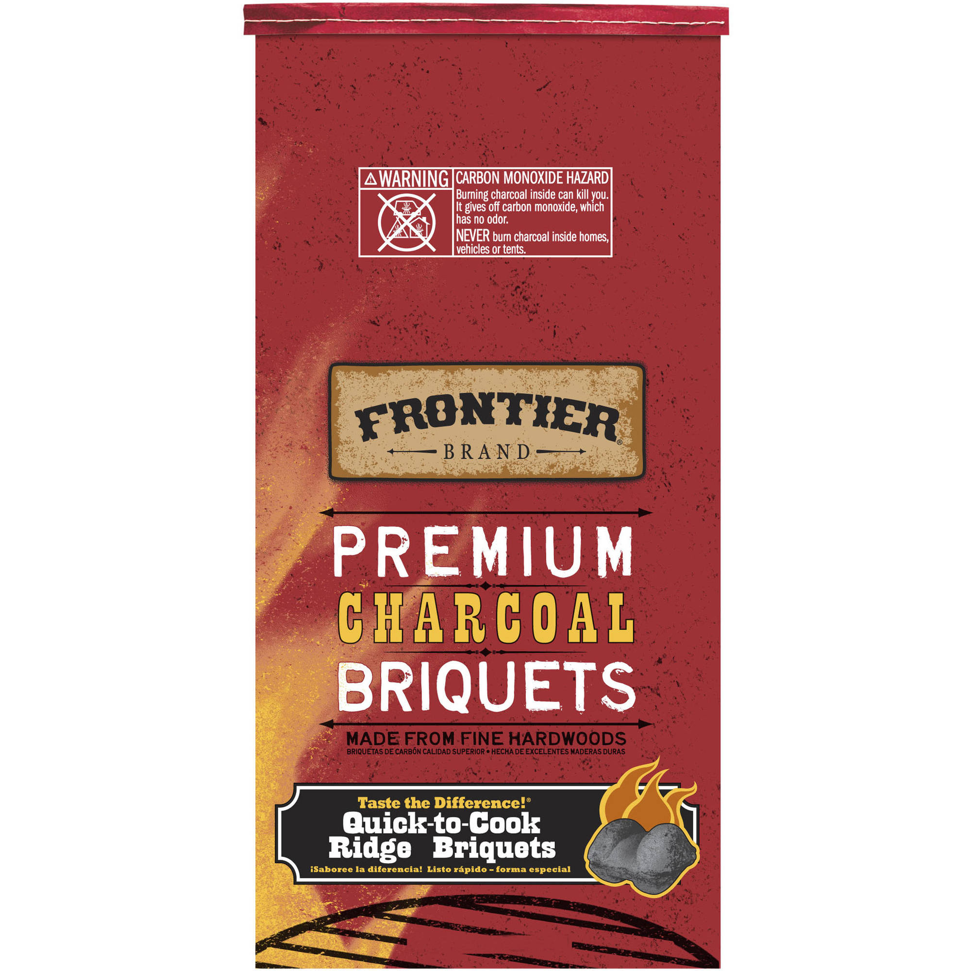 Frontier 192-330-328 7.7 lbs Charcoal Briquets