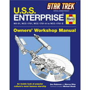 Star Trek: U.S.S. Enterprise Haynes Manual (Hardcover)