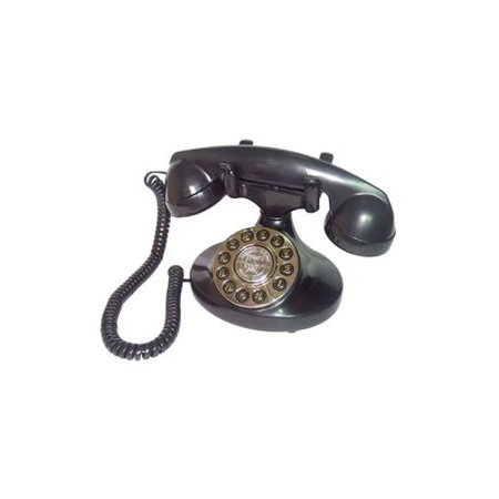 Paramount PMT-ALEXIS-BK Alexis 1922 Decorator Phone
