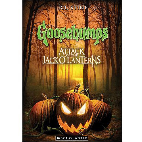 GOOSEBUMPS-ATTACK OF THE JACK-O-LATERNS (DVD/FS-1.33/SAC/ENG-FR-SP SUB)