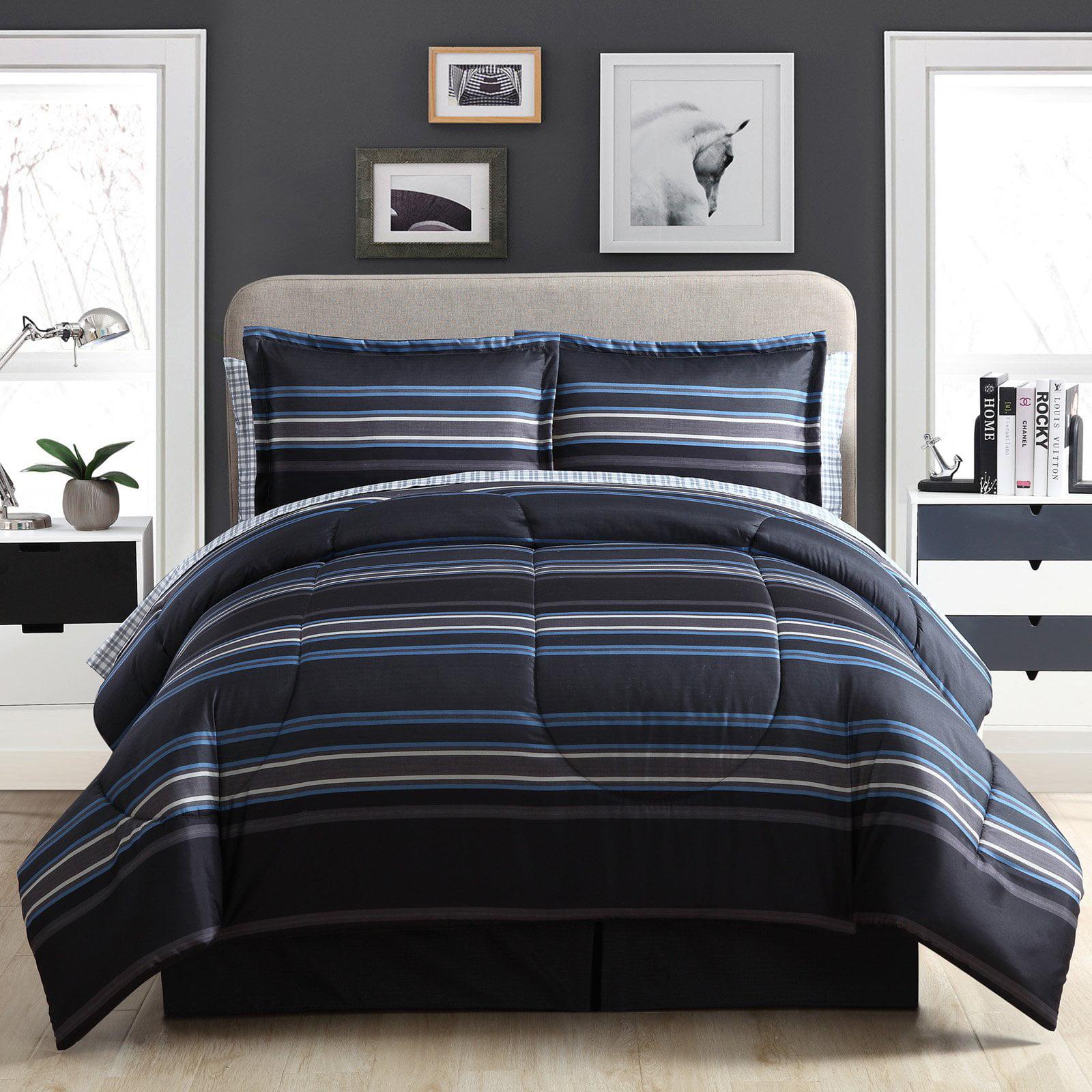 SOHO Stripe Bed in a Bag by Ellison