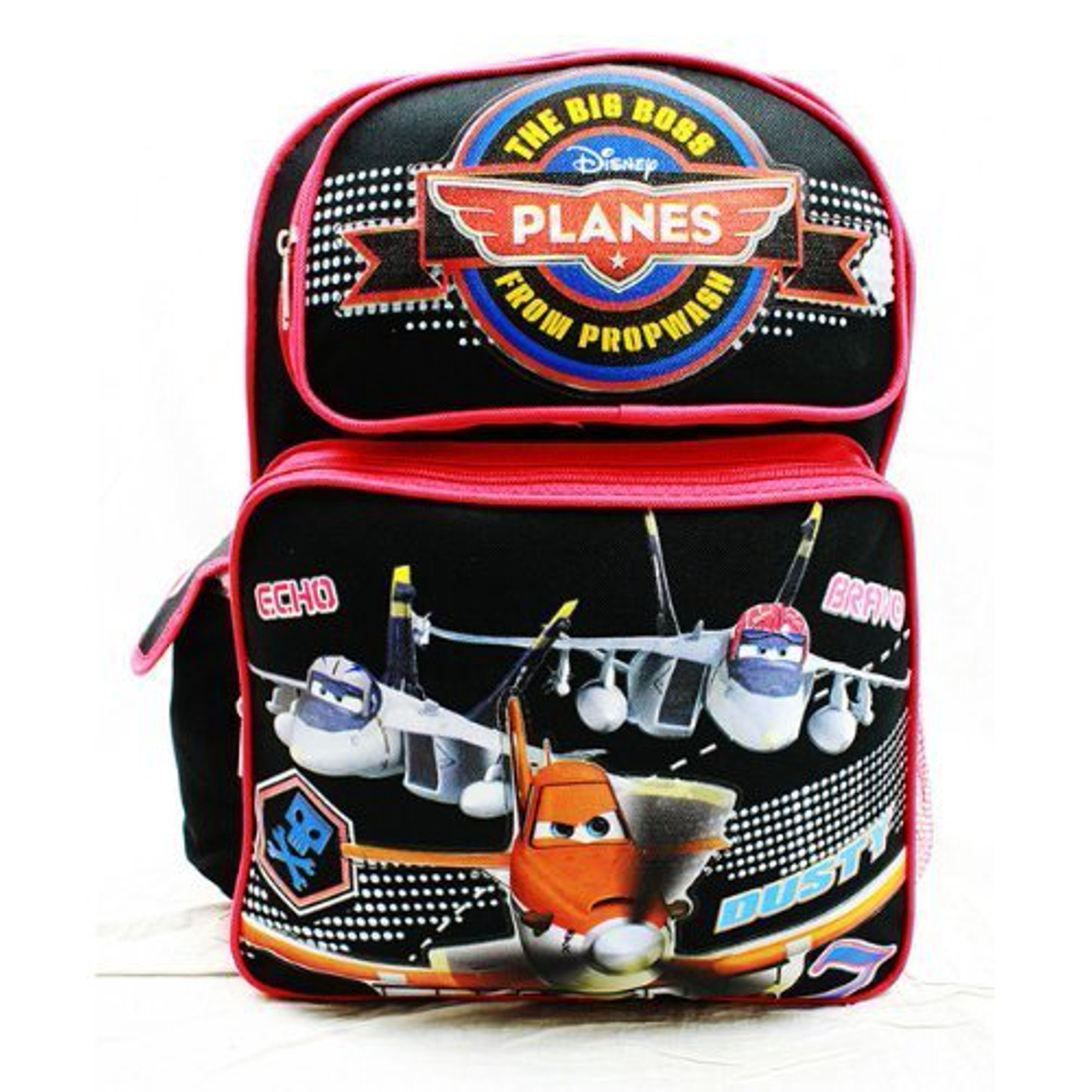 b18b90c7bd90 Disney Planes Backpack - The Big Boss From Propwash - 16'' Backpack ...